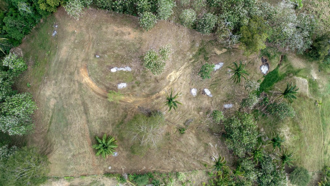 Remax real estate, Costa Rica, Hatillo, 2.6 acre lot with ocean and mountain views in Hatillo