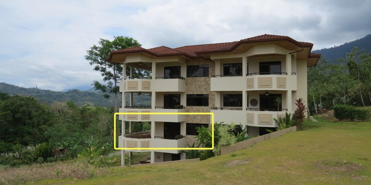 Remax real estate, Costa Rica, San Buena, Ocean View Condo in the San Buenas Golf Resort