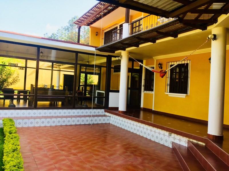 Remax real estate, Guatemala, Santo Domingo Xenacoj, House for SALE in Santo Domingo Xenacoj