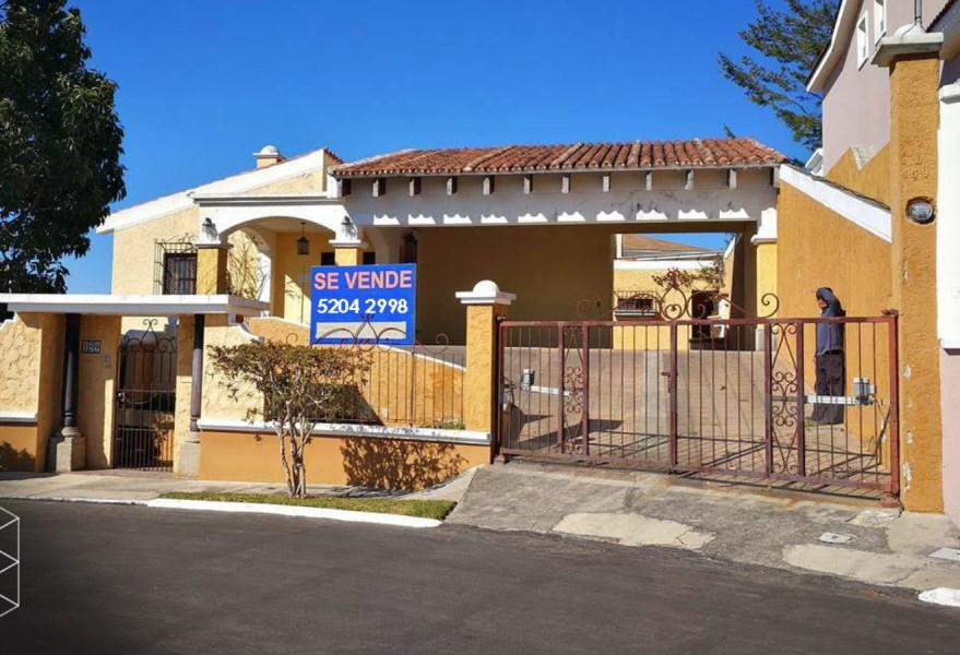 Remax real estate, Guatemala, Fraijanes, Casa en VENTA, Colinas de Andalucía CES