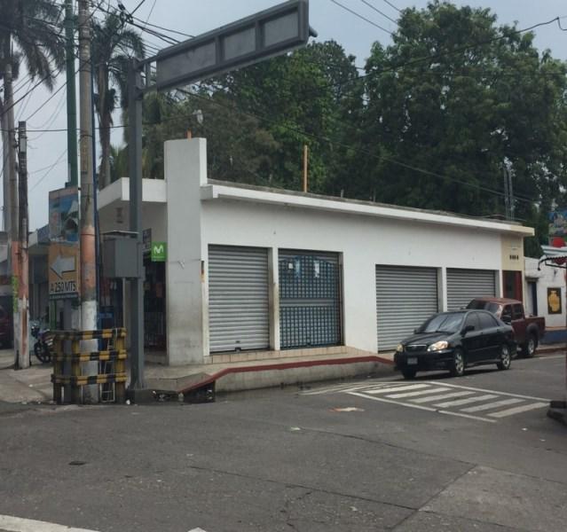 Remax real estate, Guatemala, Escuintla, Local en renta sobre 1ra. Calle, ingresando a Escuintla