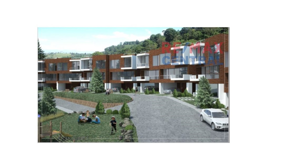 Remax real estate, Guatemala, Zona 16, SALE OF EXCLUSIVE HOUSES SURROUNDED BY NATURE AND BEAUTIFUL VIEWS.