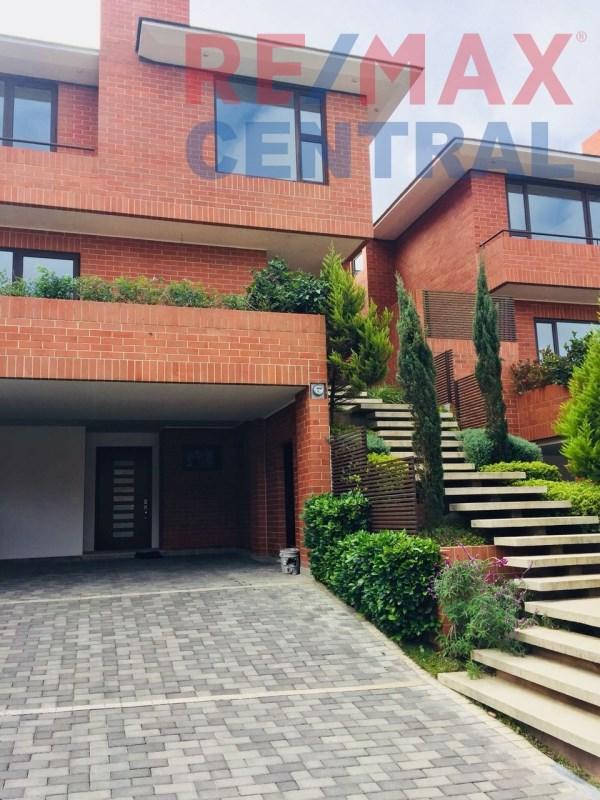 Remax real estate, Guatemala, Concepción Pinula, HOUSE FOR RENT IN RESIDENCES CONCEPCION.