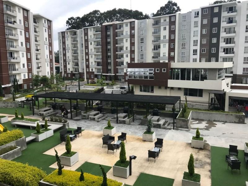 Remax real estate, Guatemala, Mixco, APARTMENT FOR RENT IN COLONIA SAN IGNACIO ZONE 7, MIXCO. Q4,000.00 74 M2