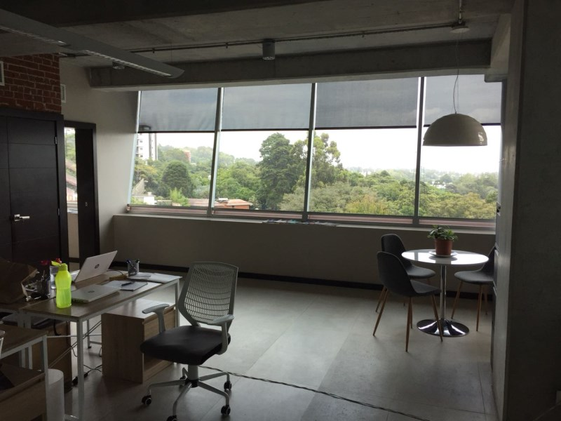 Remax real estate, Guatemala, Zona 15, Sale of 4 offices together in Domani - 280.74m2 - includes 6 parking spaces and kitchenette Price: US $ 715,000 Negotiable