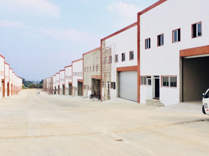 Remax real estate, Guatemala, Mixco, Ofibodegas Megacentro of rent in Mixco on highway