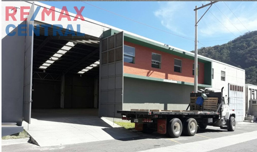 Remax real estate, Guatemala, Palín, Remax Central Guatemala rent warehouse in km 33 highway to the pacific