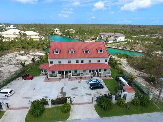 RE/MAX real estate, Bahamas, Fortune Bay, CANAL FRONT CONDO COMPLEX