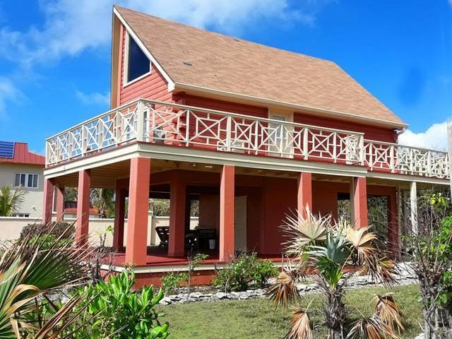 RE/MAX real estate, Bahamas, East End, BEACHFRONT CABIN