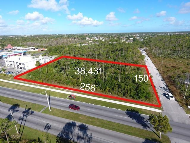 RE/MAX real estate, Bahamas, Freeport, COMMERCIAL LOT EAST SUNRISE HIGHWAY