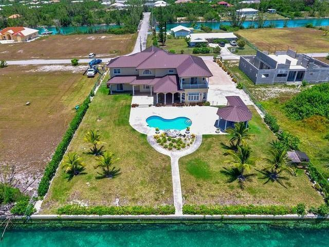 RE/MAX real estate, Bahamas, Bahamia, WATERFRONT ESTATE