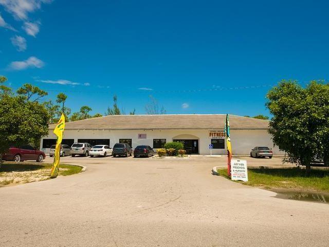 RE/MAX real estate, Bahamas, Caravel Beach, GB FITNESS CENTER