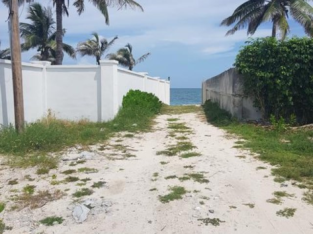 RE/MAX real estate, Bahamas, Lucaya, LUCAYAN BEACH LOT
