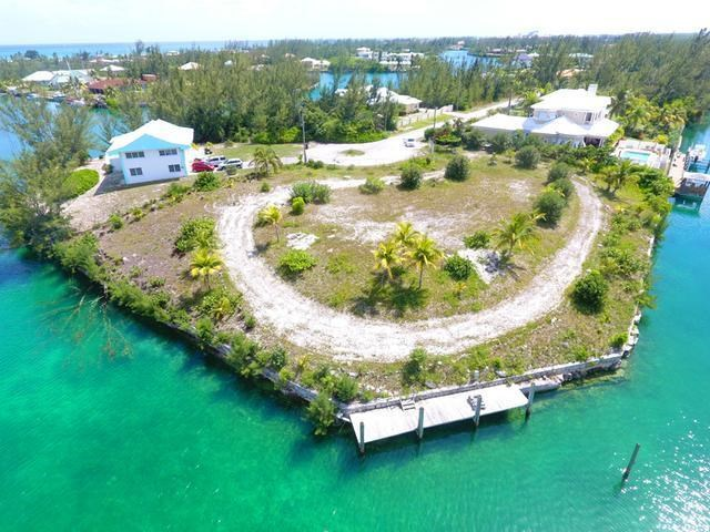 RE/MAX real estate, Bahamas, Fortune Bay, AWESOME CANAL FRONT LOT