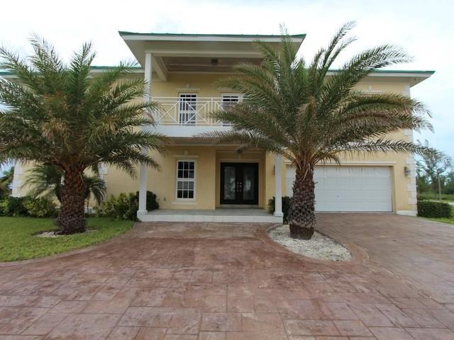 RE/MAX real estate, Bahamas, West End, OLD BAHAMA BAY HOME