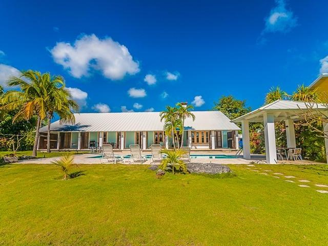 RE/MAX real estate, Bahamas, Bell Channel, CANAL FRONT HOME