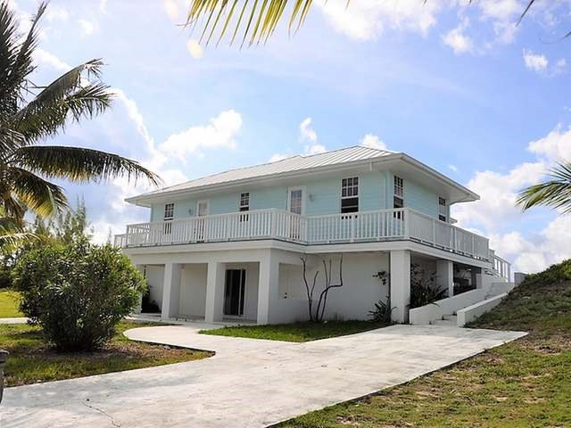 RE/MAX real estate, Bahamas, East End, DEEP WATER CAY HOME
