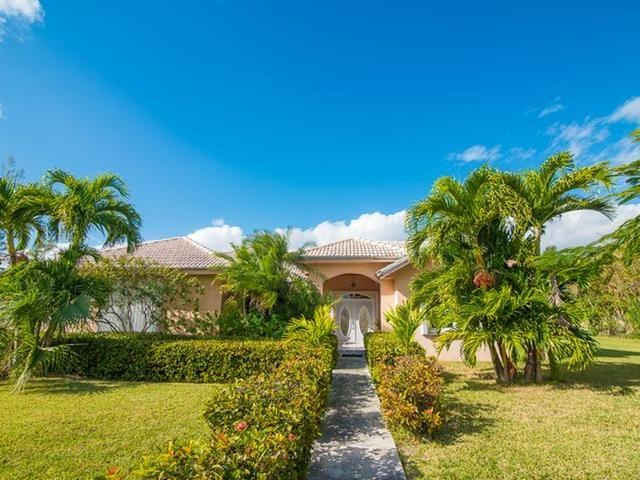 RE/MAX real estate, Bahamas, Fortune Cay, FORTUNE CAY HOME