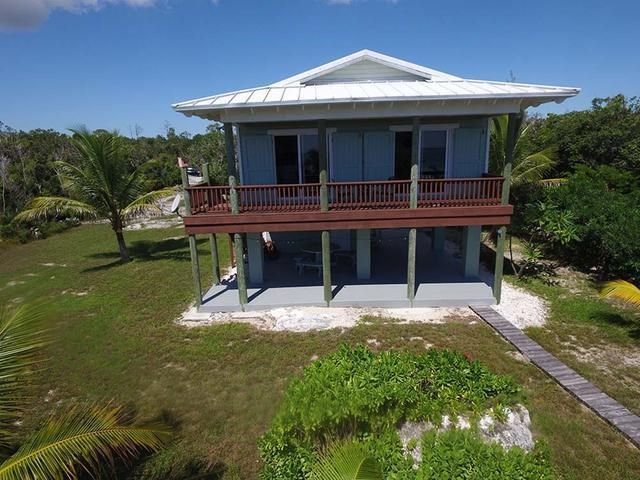 RE/MAX real estate, Bahamas, East End, TURTLE REEF COTTAGE
