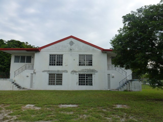 RE/MAX real estate, Bahamas, Freeport, Attention contractors- Four-plex Income Opportunity!