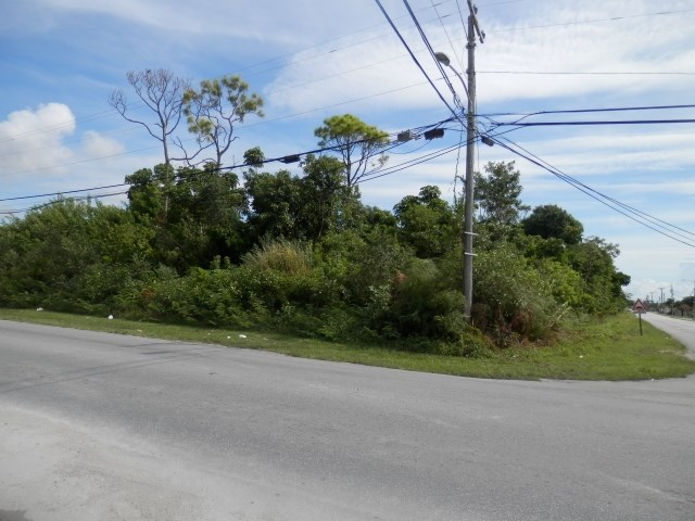 RE/MAX real estate, Bahamas, Freeport, 2 Multi-Family Lots on Main Road