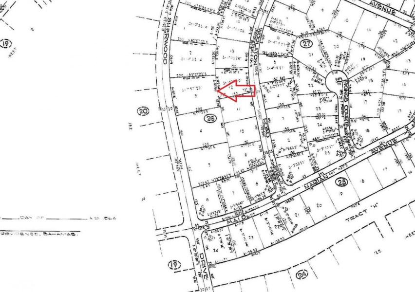 RE/MAX real estate, Bahamas, Sherwood Estates, Large Multi Family Lot