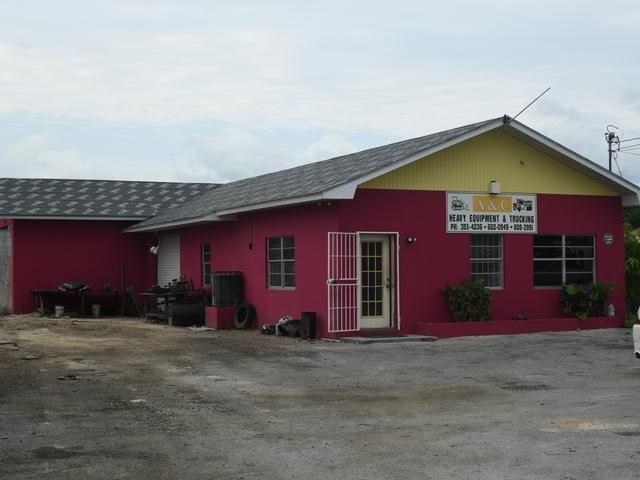 RE/MAX real estate, Bahamas, Freeport, COMMERCIAL BUILDING ON WIMPOLE ST CIVIC IND. AREA