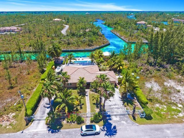 RE/MAX real estate, Bahamas, Freeport, WATERFRONT HOME