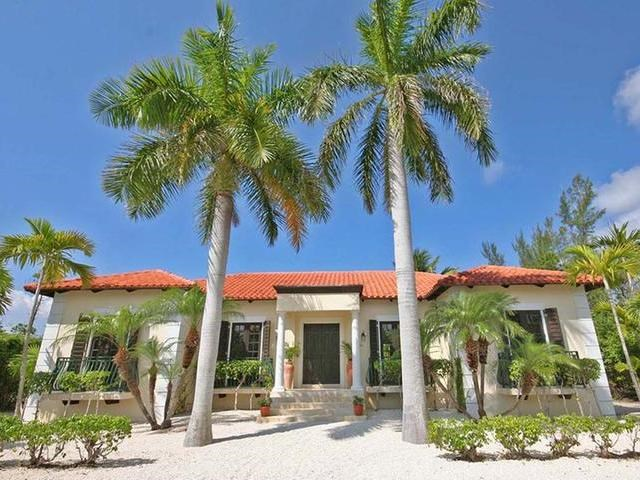 RE/MAX real estate, Bahamas, Fortune Bay, CANAL FRONT HOME FORTUNE BAY