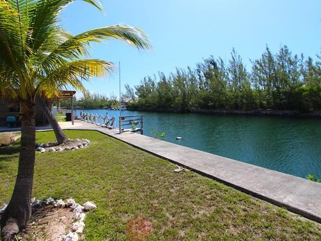 RE/MAX real estate, Bahamas, Fortune Bay, CANAL HOME
