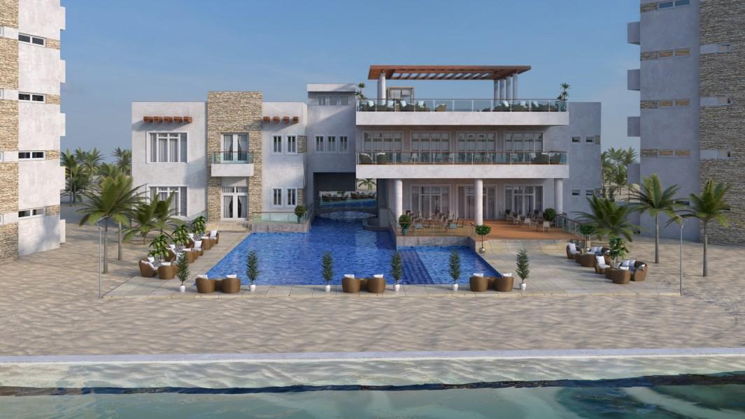 RE/MAX real estate, Belize, San Pedro, LA SIRENE 2BED/2.5BATH WALK-OUT CONDOMINIUM UNIT 1301 **NEW PRICE**
