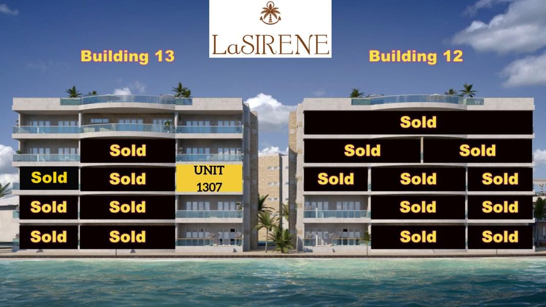 RE/MAX real estate, Belize, San Pedro, LA SIRENE 2BED/2.5BATH THIRD FLOOR CONDOMINIUM UNIT 1307