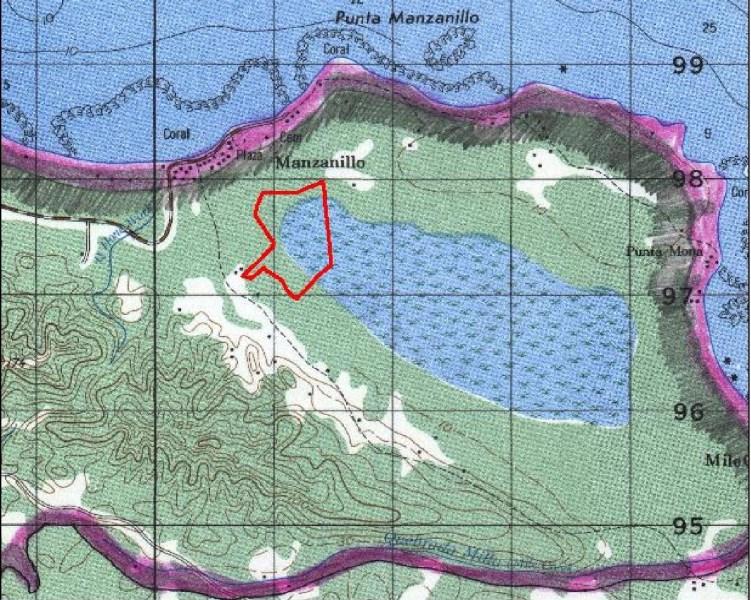 Remax real estate, Costa Rica, Manzanillo, 118 acres farm for sale at Manzanillo beach, close to Puerto Viejo, Limon. Great opportunity for investment!