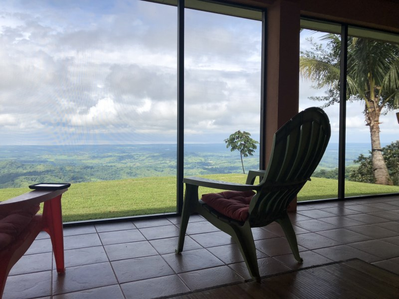"""Remax real estate, Costa Rica, Parrita, REDUCED PRICE! Incredible house for sale, """"la casa en el cielo"""" offers you the best view you could ever imagine!"""