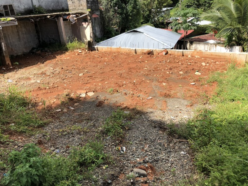 Remax real estate, Costa Rica, Quepos, Titled lot for commercial use for sale, Quepos Inmaculada