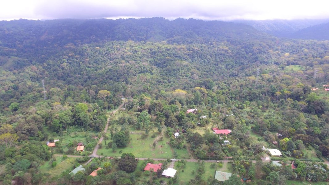 Remax real estate, Costa Rica, Quepos, Villanueva, Quepos: Lots for sale, tranquil setting, close to nature and all attractions of the area, great price!