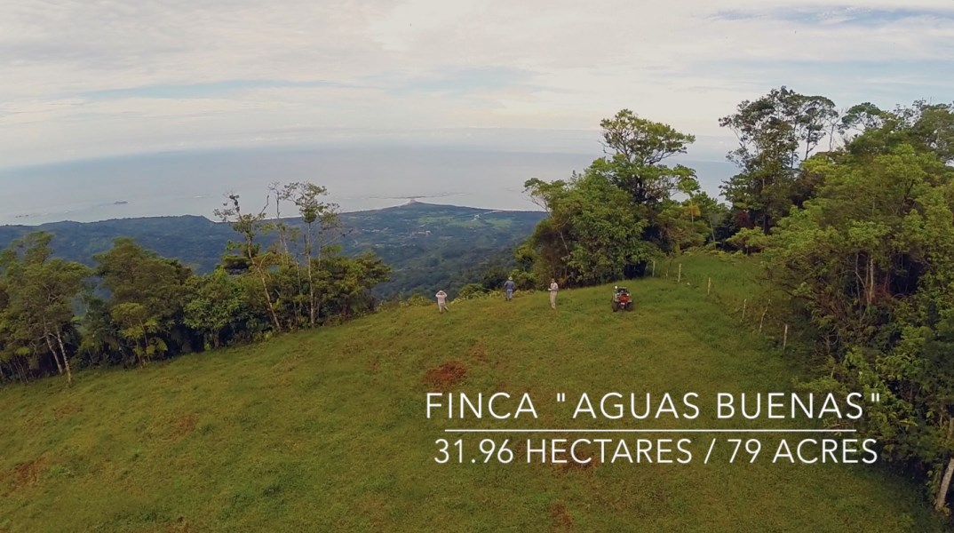 Remax real estate, Costa Rica, Uvita, Uvita. High above the Coast, incredible Ocean Views! Large property for sale