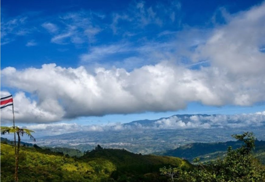Remax real estate, Costa Rica, Paraíso, Orosi Valley: Costa Rica'n Rainforest property for sale, 220 hectares (543 acres) bordering Tapani Natinal Park