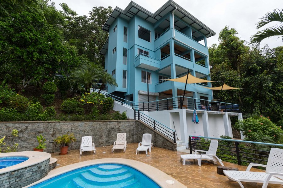 Remax real estate, Costa Rica, Manuel Antonio, Manuel Antonio: Villa Caimito, own your private residence a short rainforest walk from secluded Playa la Macha