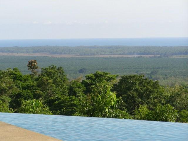 Remax real estate, Costa Rica, Quepos, Rio Seco, Manuel Antonio-Quepos: House on pristine 60 acre property on sale