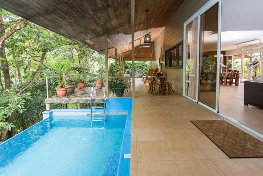 Remax real estate, Costa Rica, Manuel Antonio, Manuel Antonio: Tradewind Villa