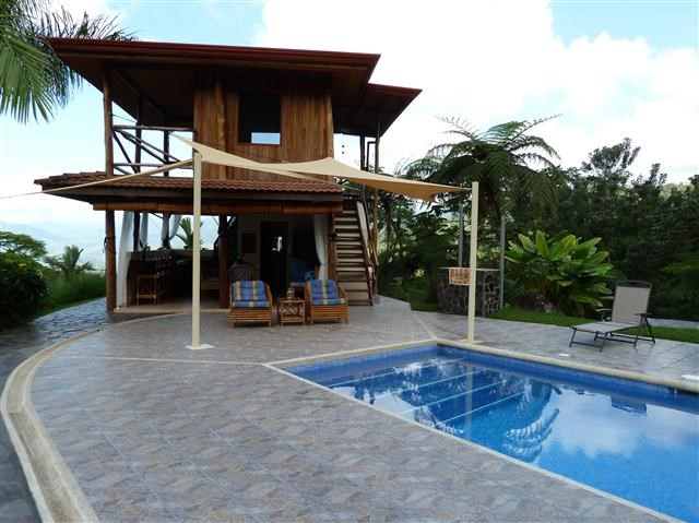 Remax real estate, Costa Rica, Pérez Zeledón, Tinamaste. A paradise in itself, a must see property, very private with some of the most spectacular views of the South Pacific Ocean JJ
