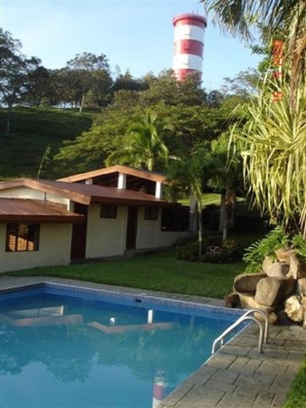 Remax real estate, Costa Rica, Alajuela - Turrúcares, Beautiful Land with Holiday House In La Garita De Alajuela. J
