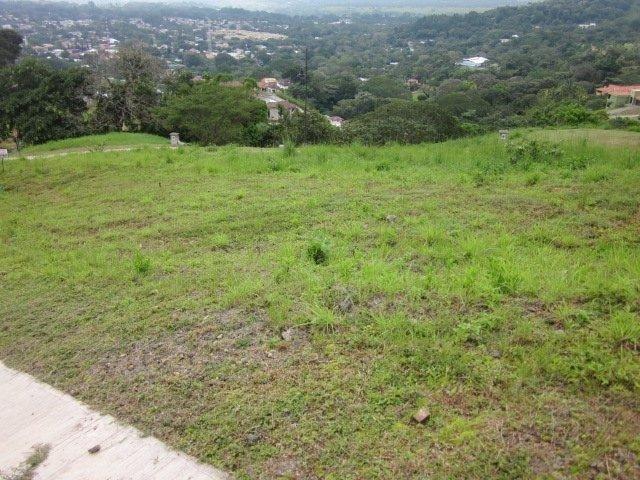 Remax real estate, Costa Rica, Mora - Ciudad Colón, Lot # 75 Cerro Ciudad Colon. Excellent location, sight and topography flat Negotiable price. B