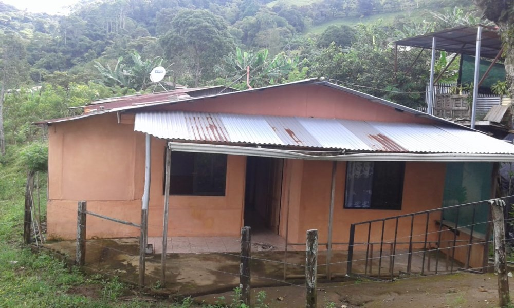 Remax real estate, Costa Rica, Puriscal-Barbacoas, For sale property with two houses in Barbacoas, Puriscal. Negotiable price. B