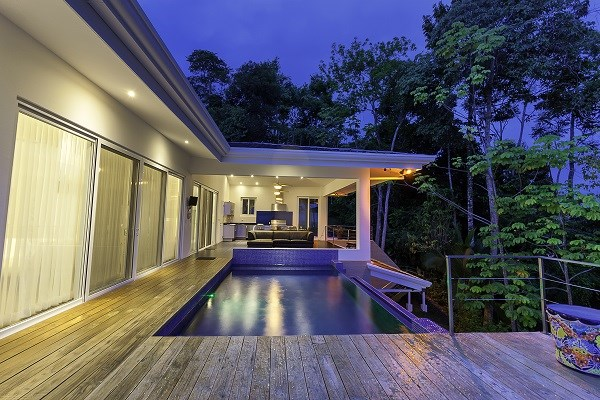 Remax real estate, Costa Rica, Uvita, Villa de Ensueño - Contemporary Mansion located in Uvita - Dominical. J