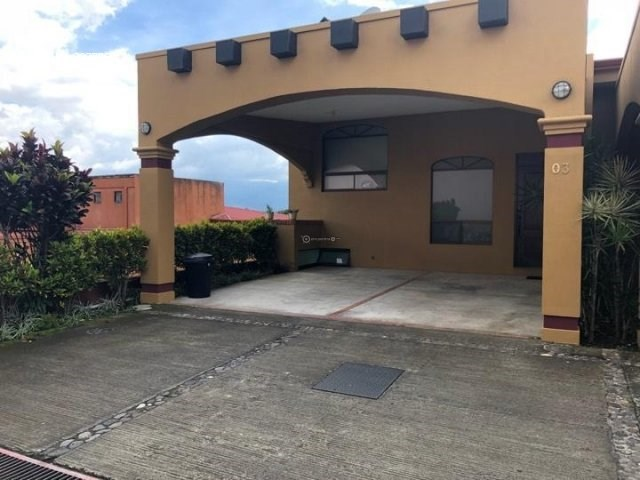 Remax real estate, Costa Rica, Montes de Oca, House in Sabanilla House in Condominium beautiful finishes. Reduced price for travel reason.  Before $220,000 NOW $195,000 J