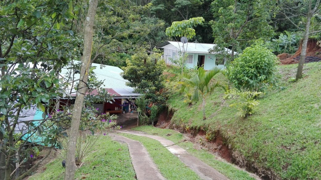Remax real estate, Costa Rica, San Jose, For sale big property with 3 houses in Puriscal.