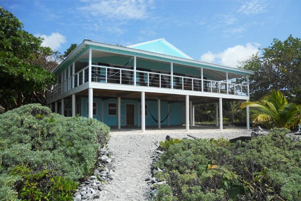 Remax real estate, Honduras, Utila, Big Rock South ShoreBlissfully Blue Beach House
