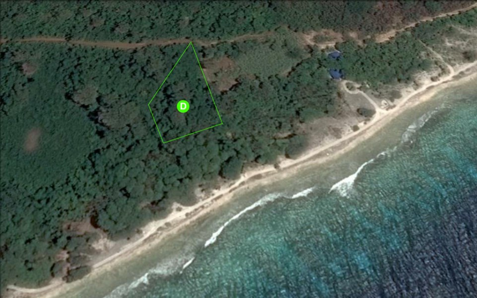 Remax real estate, Honduras, Utila, Little BightOcean View Homesite D